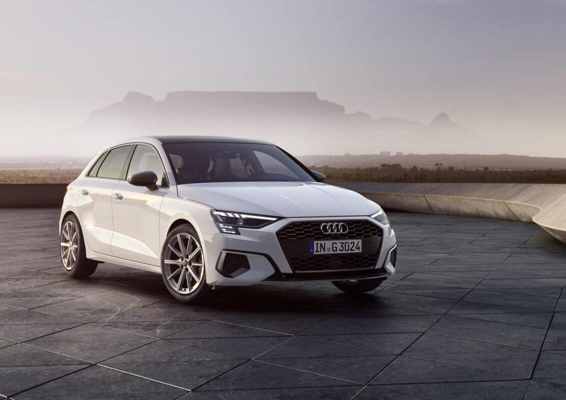 Así es el Audi A3 Sportback 30g-tron 2020: La versión de CNG llega en otoño