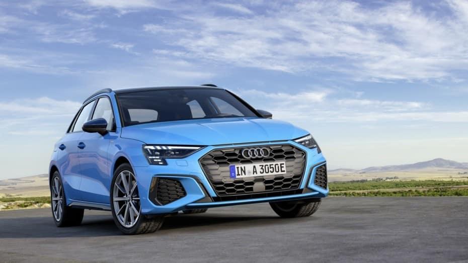 Así es el Audi A3 Sportback 40 TFSIe: el sucesor del e-tron llega con 65 km de autonomía eléctrica