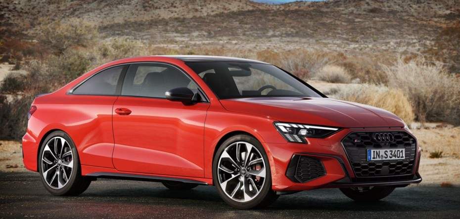 Así sería un hipotético Audi A3 coupé basado en la nueva generación: ¿Cómo lo verías?