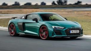 Audi R8 Green Hell Edition 2020: 50 unidades en homenaje a la competición
