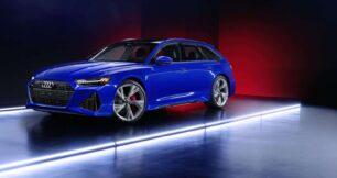 Audi RS 6 Avant 'RS Tribute Edition': 25 unidades para rendir homenaje al RS2 Avant