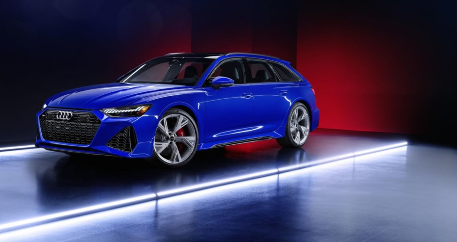 Audi RS 6 Avant 'RS Tribute Edition': 25 unidades para rendir homenaje al RS2 Avant