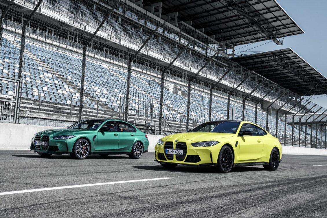 ¡Oficial! BMW M3 y M4 Competition 2021: Polémico diseño, muchas 'chucherías' y 510 CV