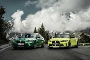 Los nuevos BMW M3 y M4 Competition ya tienen precio: El CV sale a 218 y 222 euros, respectivamente