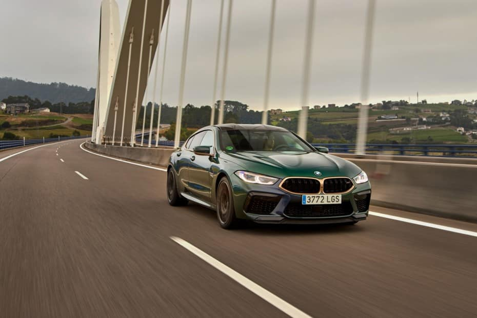 A España solo llegarán 6 unidades del BMW M8 Gran Coupé First Edition: prepara la cartera…