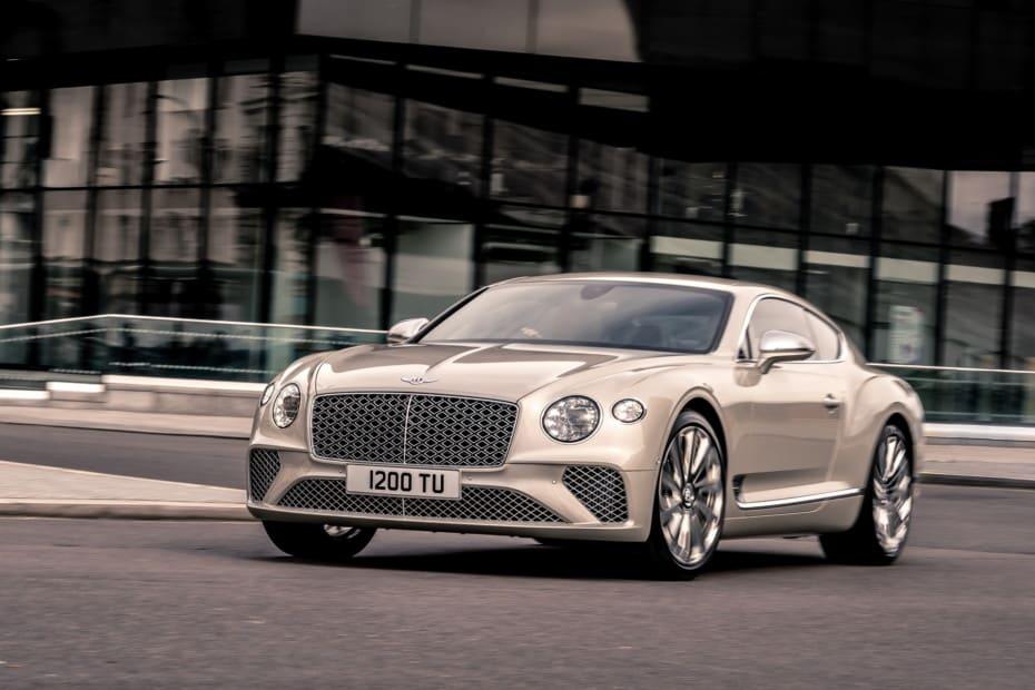 Bentley Continental GT Mulliner Coupe: El pináculo del lujo y la excelencia