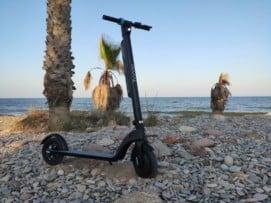 Prueba Bongo Serie A Advance Connected Max: hasta 45 km de autonomía para olvidarte del transporte público