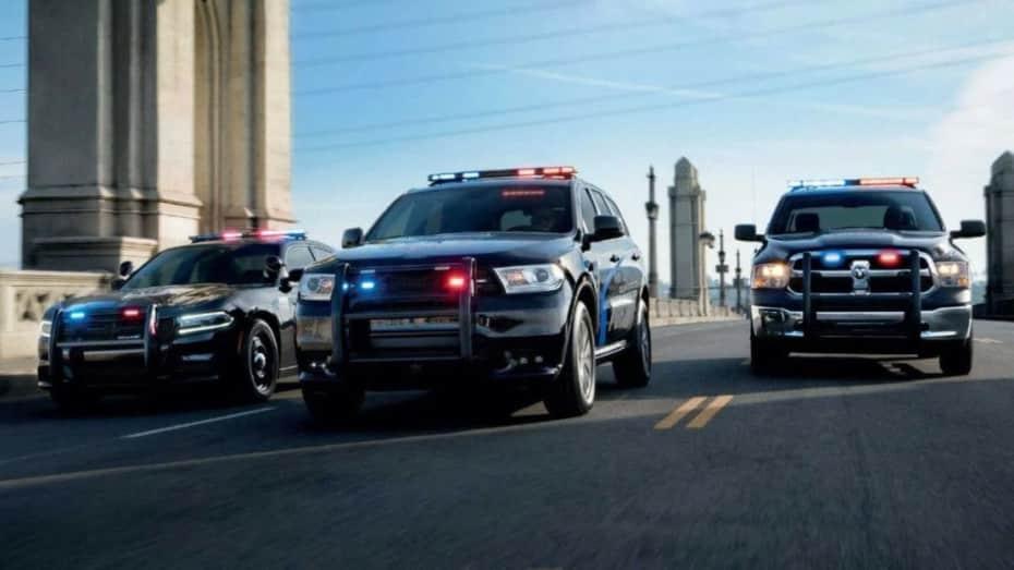 Dodge renueva su flota policial: Así son los nuevos Durango y Charger Pursuit 2021