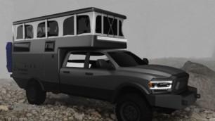 EarthCruiser nos muestra el interior del Terranova 2021: un cómodo apartamento para cuatro