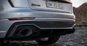 Akrapovič diseña un escape para el Audi RS Q8: 9,4 CV de ganancia y un 43 % menos de peso