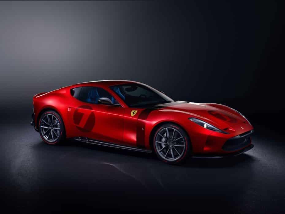 Ferrari Omologata: un nuevo one-off para un acaudalado cliente europeo