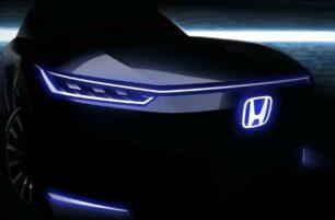 Honda ya tiene listo su segundo modelo 100% eléctrico