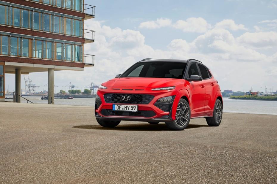 ¡Oficial! Así es el renovado Hyundai Kona: mejora en muchos aspectos