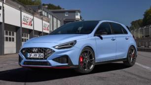 ¡Oficial! Así es el Hyundai i30 N 2021: Más potencia, más chucherías y nueva caja automática