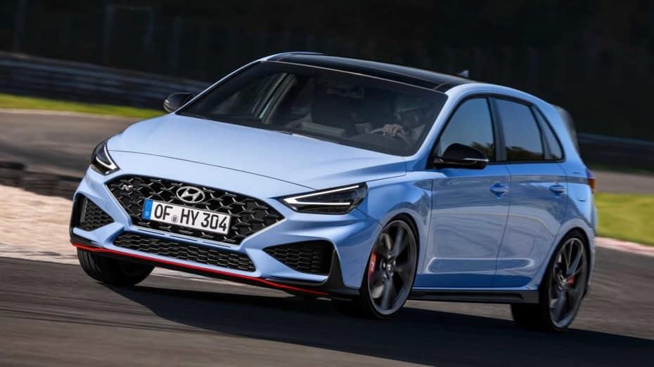 Llega el renovado Hyundai i30N al mercado español: Aquí los precios