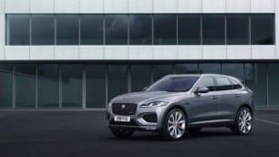 El Jaguar F-Pace se presenta con una importante actualización: estas son las novedades