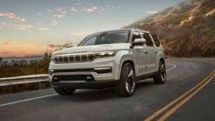 Así es el Jeep Grand Wagoneer Concept: América en estado puro