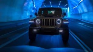 ¡Oficial! Jeep Wrangler 4xe: todoterreno puro y ahora, urbanita