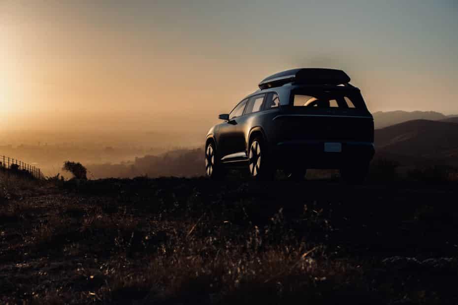 Primeros detalles del Lucid Gravity, el futuro SUV de la compañía que tendrá todo lo bueno del Air