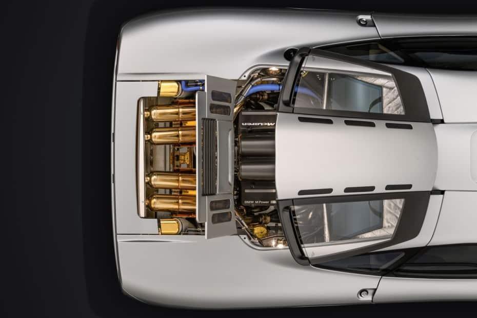 El McLaren F1 del motor de oro ¿Te sabes la historia?