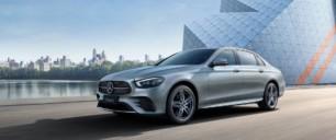 Mercedes-Benz Clase E L 2021: La versión de batalla extendida que no verás por aquí