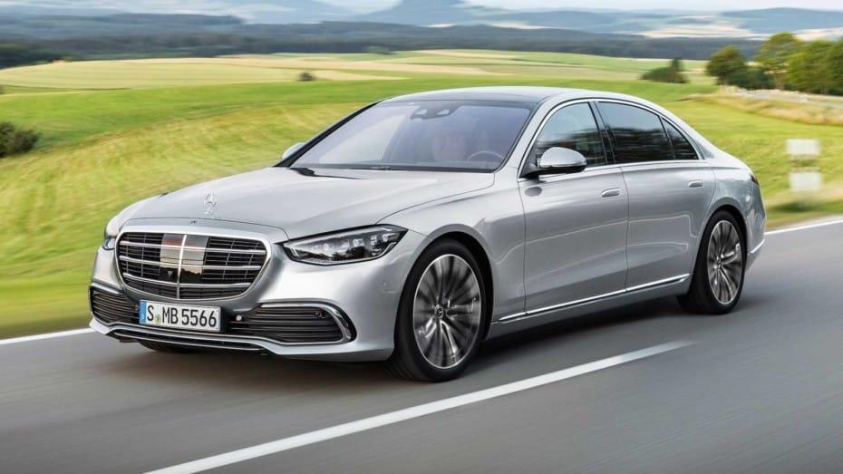 ¡Oficial! Así es el nuevo Mercedes-Benz Clase S: sigue siendo el rey