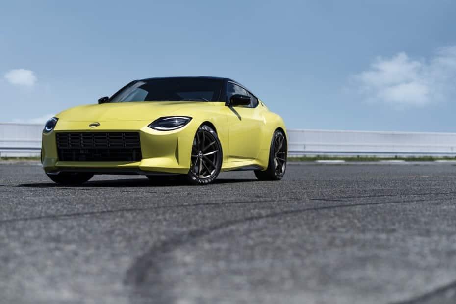 ¡Oficial! Así es el Nissan Z Proto, un anticipo realista de la futura generación del deportivo nipón