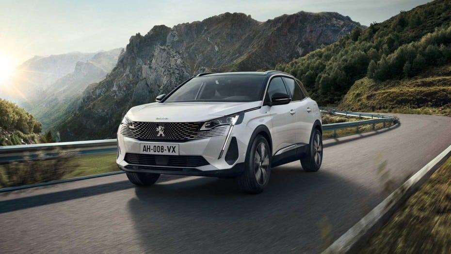 Todos los precios del renovado Peugeot 3008 para España
