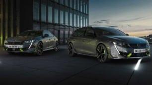 ¡Oficial! Peugeot 508 Sport Engineered 2020: 360 CV en formato PHEV para el león más bravo