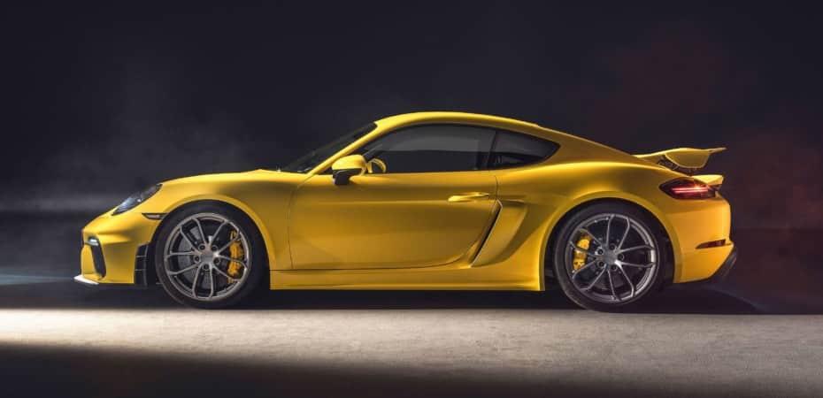 Los Porsche 718 con motor 4.0 ya disponen de transmisión de doble embrague PDK