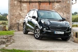 Prueba Kia Sportage 1.6 MHEV Drive 136 CV 4x2 2020: Calidad, confort y con pegatina ECO