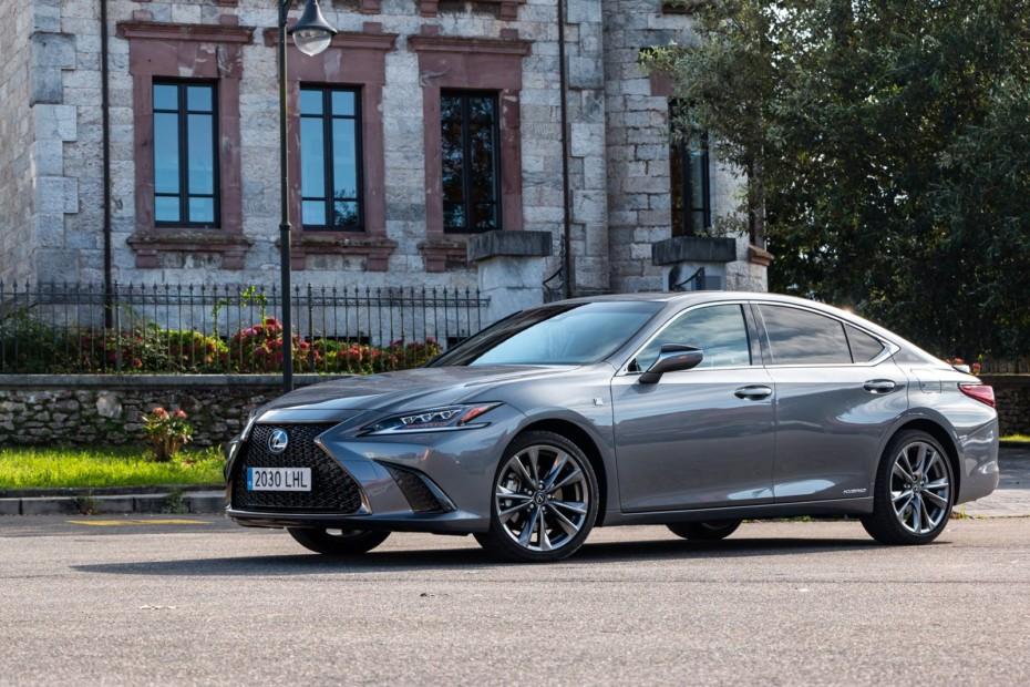 Prueba Lexus ES 300h F-Sport 2020: Gran rival para los alemanes con algunos «pero»
