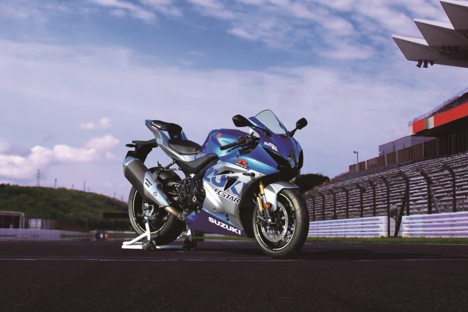 ¿Qué te parece esta Suzuki GSX-R1000R?: Especial, limitada e inspirada en MotoGP