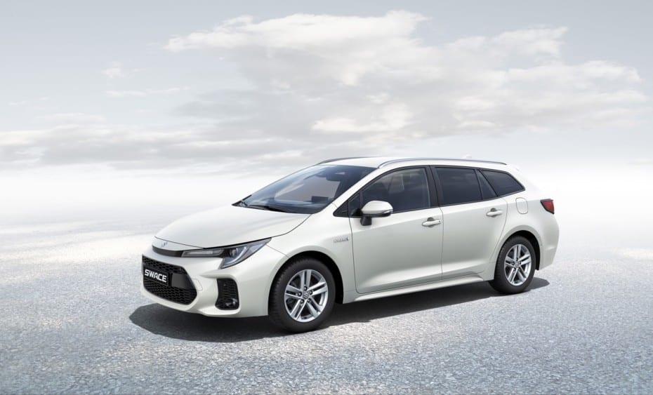 El Suzuki Swace llegará a Europa en invierno: un Toyota Corolla «camuflado»
