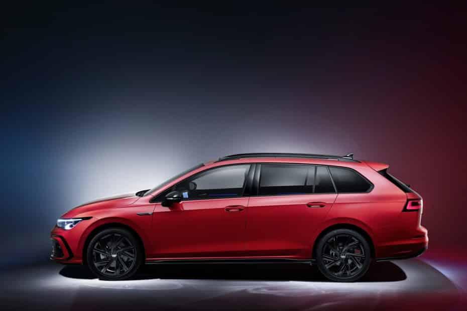 ¡Oficial! Así es el nuevo Volkswagen Golf Variant, más espacio interior y más maletero
