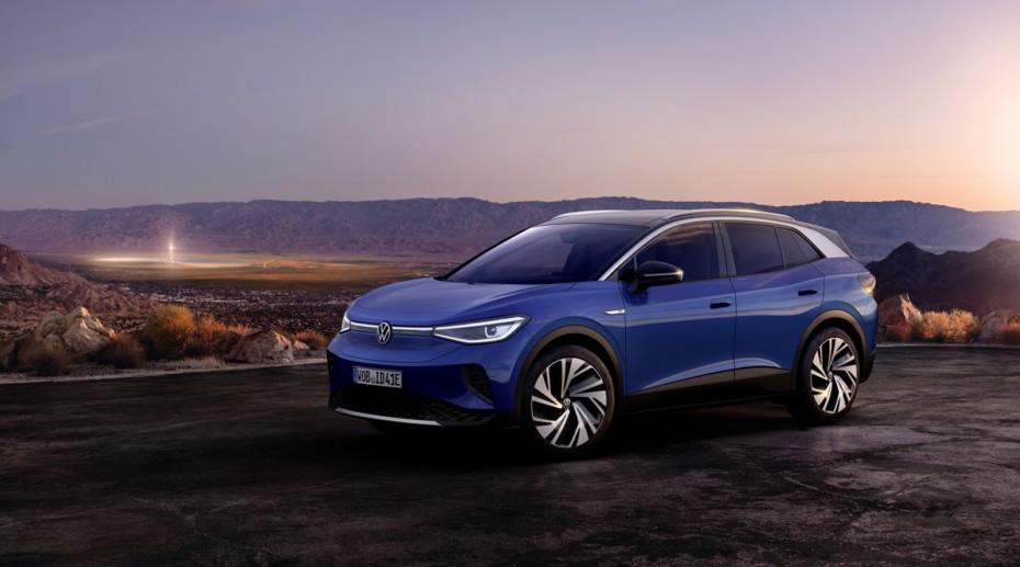 ¡Oficial! Volkswagen ID.4 2021: Hasta 520 km de autonomía y 204 CV de potencia
