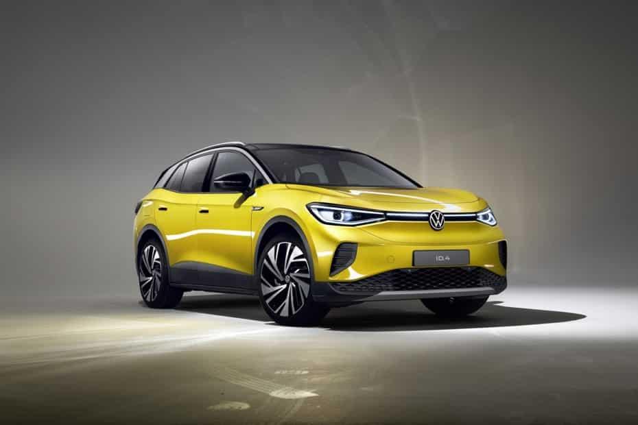 Ya a la venta el Volkswagen ID.4 en España: 520 km de autonomía y mucho equipo