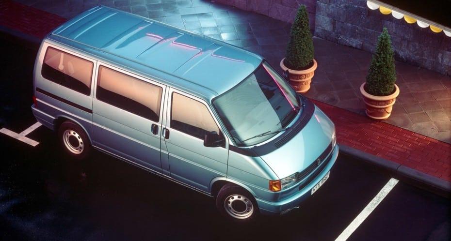 La Volkswagen T4 ya ha cumplido 30 años: por esto está tan demandada