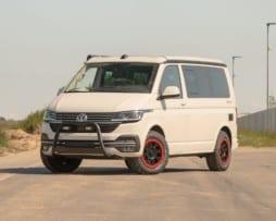 Así son las Volkswagen T6 y T6.1 de delta4x4: campers para ir de aventura