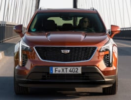 España se queda sin el Cadillac XT4: Sí se podrá comprar en los países vecinos