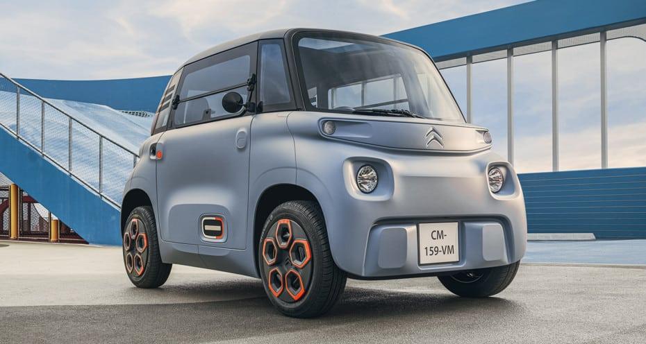 Inicio de entregas del Citroën AMI en España