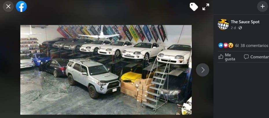 Sorprendente colección de coches descubierta tras una investigación por tráfico de drogas
