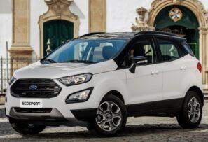 Nueva gama Ford EcoSport: Llega el acabado Active y dice adiós al diésel
