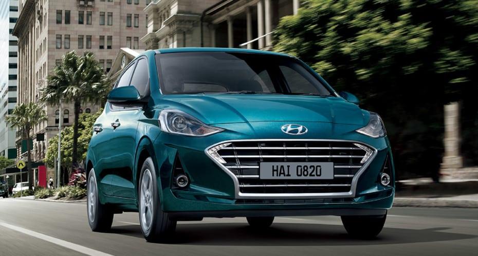 El Hyundai Grand i10 se estrena en América Latina: Incluido el pequeño sedán