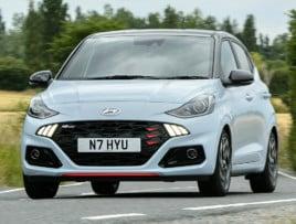 Nueva gama Hyundai i10 MY2022