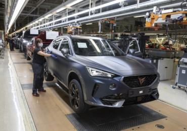 Fábricas de coches en España