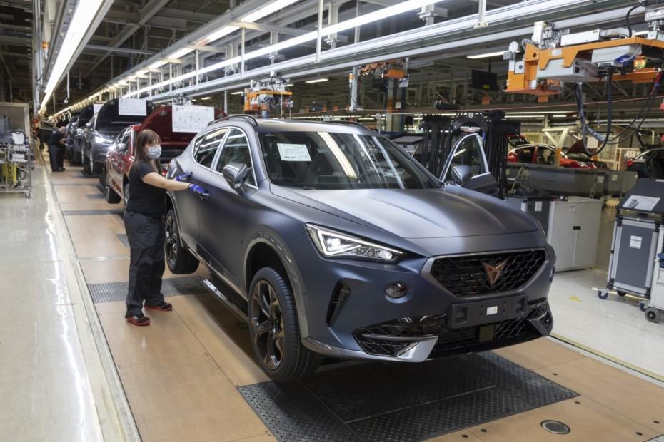 Arranca la producción del nuevo Cupra Formentor: Tendrá motores diésel