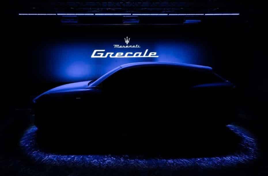 Maserati nos muestra el Grecale: ¿un segundo SUV por debajo del Levante?