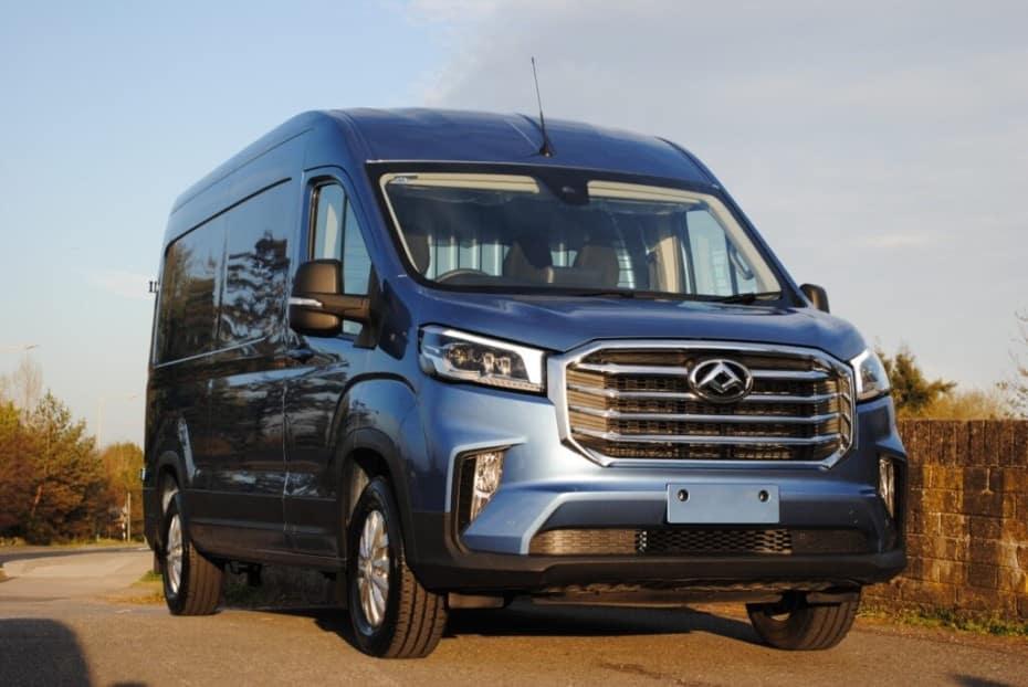 El Maxus Delivery 9 llega a Europa: Interesante propuesta