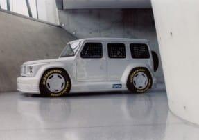 Project Geländewagen: Un Mercedes-Benz Clase G con ADN de la Fórmula 1 y el DTM